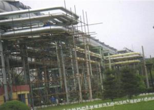 本溪钢厂保温工程