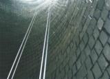 石家庄上安电厂烟囱内衬玻璃泡沫砖防腐工程